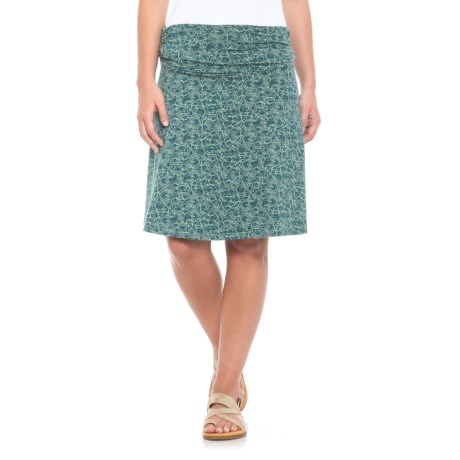 Toad&Co Chaka Skirt - TENCEL®-Organic Cotton (For Women)