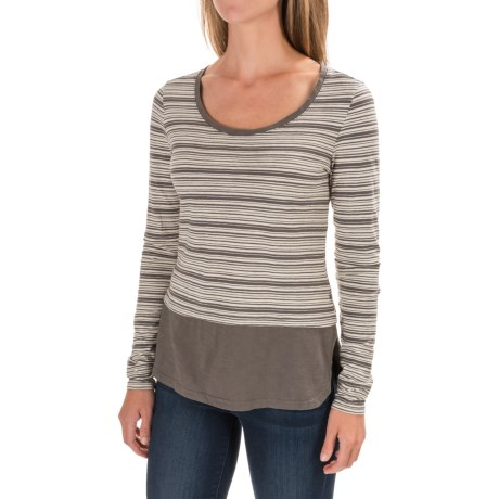 Toad&Co Stripeout Shirt - Organic Cotton, Long Sleeve (For Women)