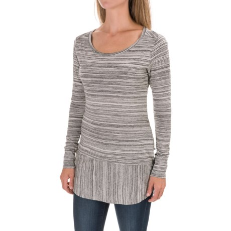 Toad&Co Imogene Tunic Shirt - Organic Cotton, Long Sleeve (For Women)