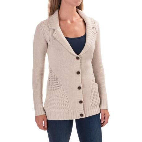 Toad&Co Targhee Cardigan Sweater - Lambswool (For Women)