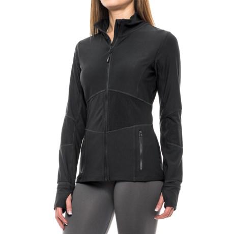 Mondetta Spruce Bishop Collar Jacket (For Women)