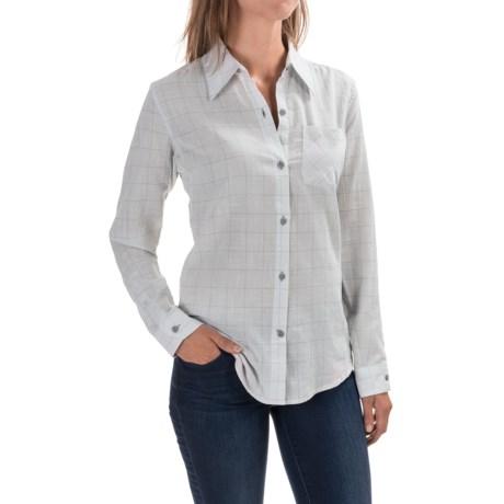 Black Diamond Equipment Technician Shirt - Long Sleeve (For Women)