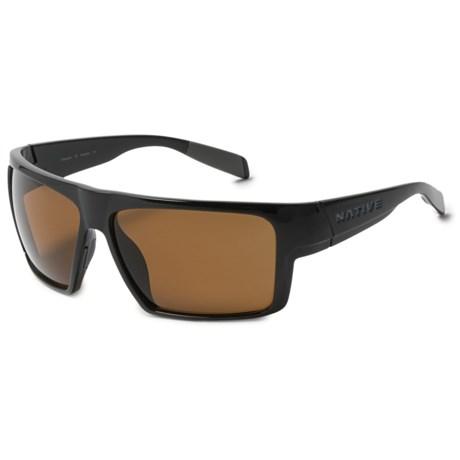 Native Eyewear Eldo Sunglasses - Polarized