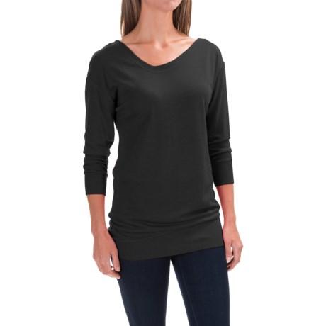 Black Diamond Equipment Fine Jade Tunic Shirt - Merino Wool-Modal, Long Sleeve (For Women)
