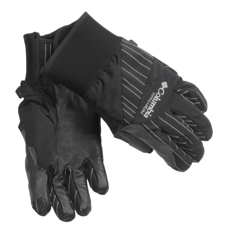 Columbia Sportswear Challenge Gloves - Waterproof, Insulated (For Women)