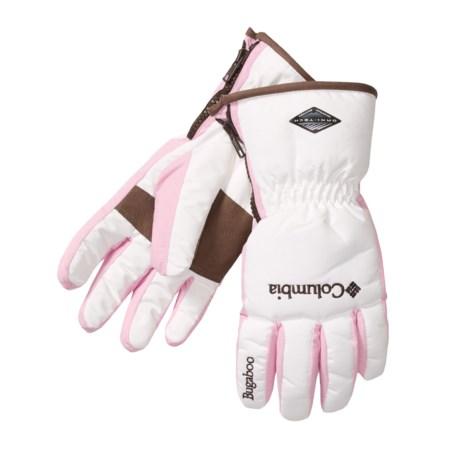 Columbia Sportswear Original Bugaboo Gloves - Waterproof (For Women)