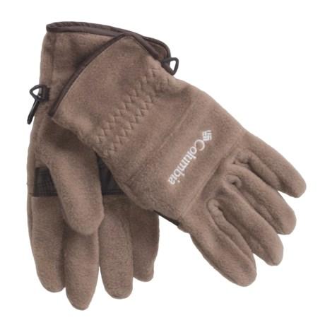 Columbia Sportswear Wintertrainer II Fleece Gloves (For Women)
