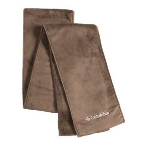 Columbia Sportswear Pearl Plush Scarf - Fleece (For Women)