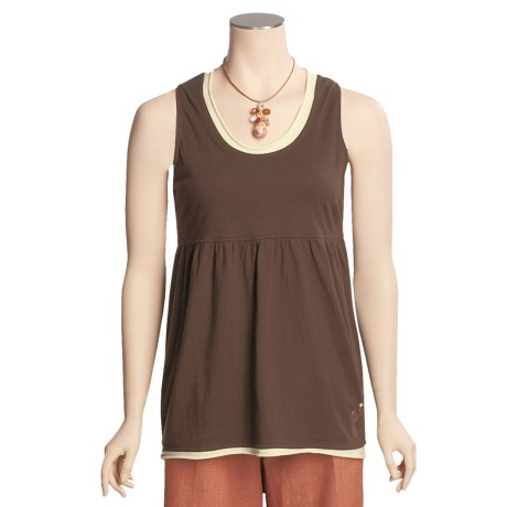 Isis Empire Tank Top - Organic Cotton (For Women)