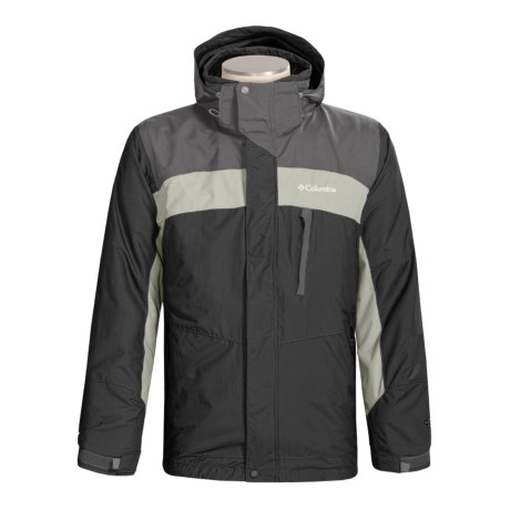 Columbia Sportswear Whirlibird Parka - Removable Liner (For Men)