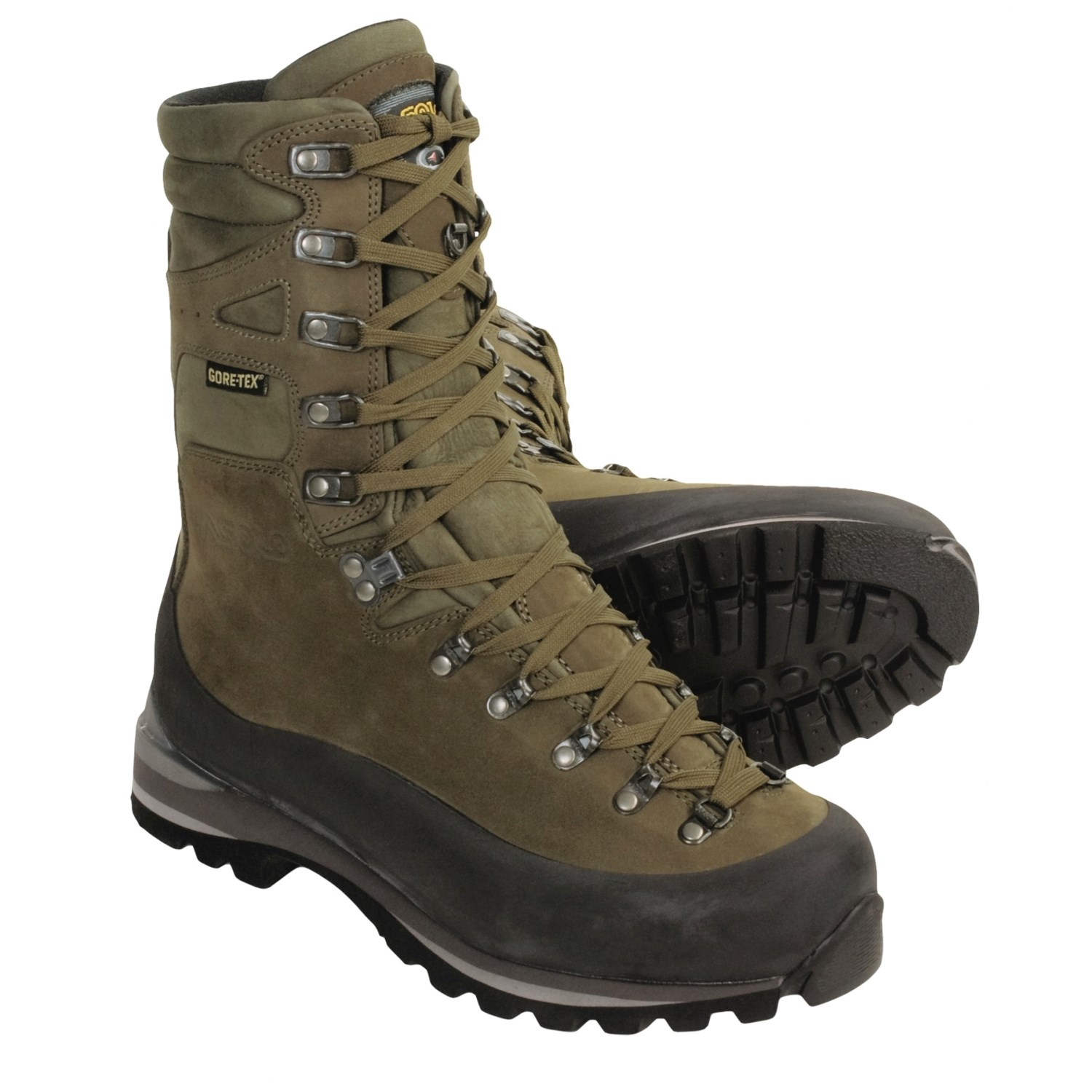 Asolo Tps Gore Tex 174 Military Boots For Men And Women