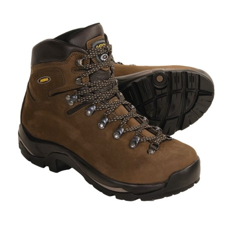 Asolo TPS 535 NBK V Backpacking Boots - Nubuck (For Men)