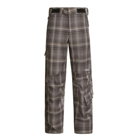 Columbia Sportswear Mt. Krause Snow Pants - Waterproof, Titanium  (For Men)