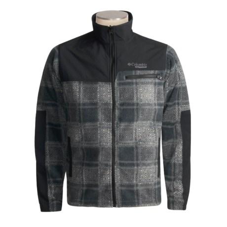 Columbia Sportswear Rogue Plaid II Jacket - Fleece (For Men)