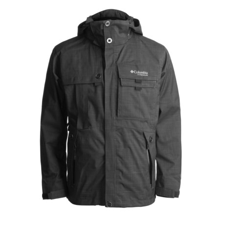 Columbia Sportswear St. Pierre Jacket - Waterproof Shell (For Men)