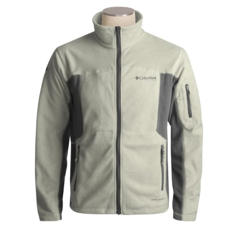 Columbia Sportswear Boulder Peak Fleece Jacket - Full Zip (For Men)