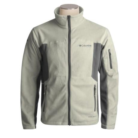 Columbia Sportswear Boulder Peak Fleece Jacket - Full Zip (For Men)