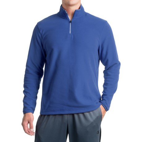 Urban Frontier Polar Fleece Sweatshirt - Zip Neck (For Men)