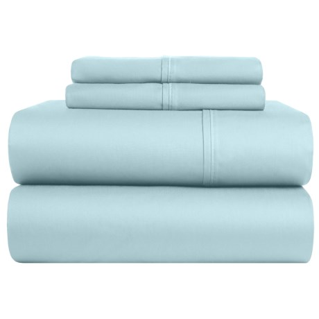 S.L. Home Fashions Crescent Sheet Set - Full, 300 TC