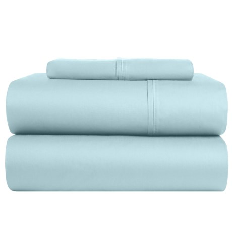 S.L. Home Fashions Crescent Sheet Set - Twin, 300 TC