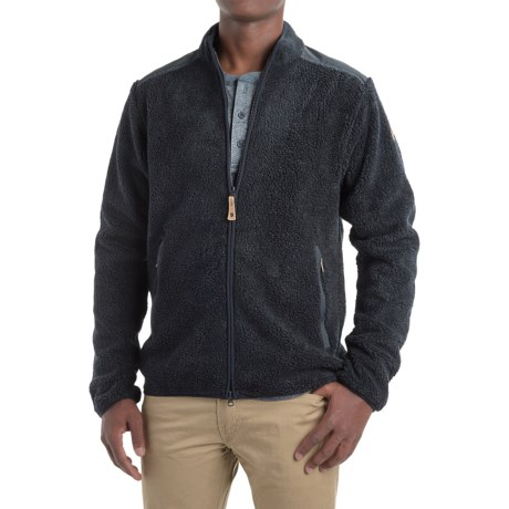 Fjallraven Sarek Sweater - Full Zip (For Men)