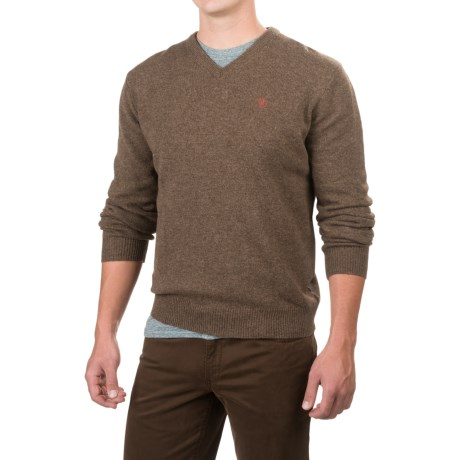 Fjallraven Shepparton Sweater - Wool, V-Neck (For Men)