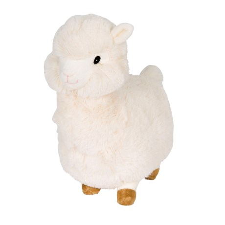 Kellytoy Alpaca Plush Dog Toy