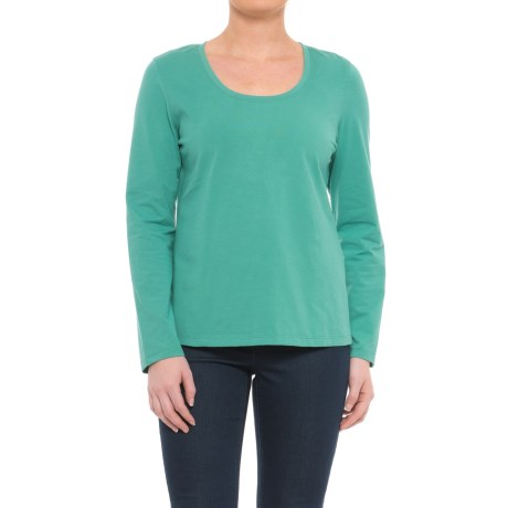 Neon Buddha Ballerina T-Shirt - Long Sleeve (For Women)
