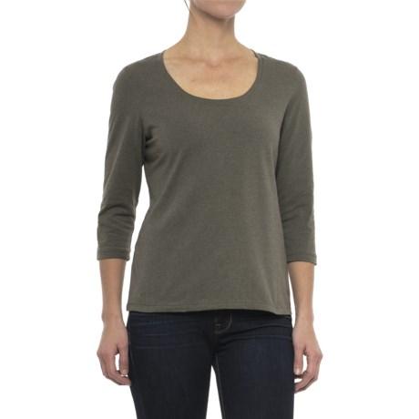 Neon Buddha Craft Ballet Shirt - 3/4 Sleeve (For Women)