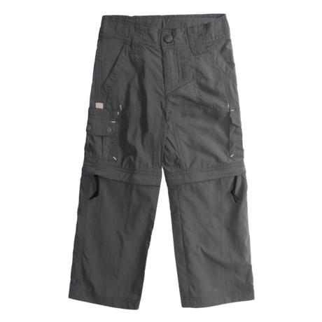 Columbia Silver Ridge II Convertible Pants - UPF 30 (For Boys)