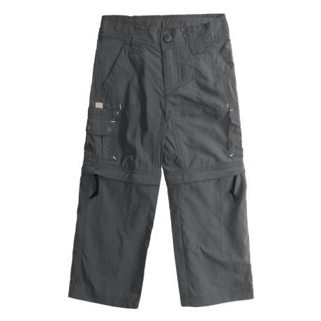 Columbia Silver Ridge II Convertible Pants - UPF 30 (For Boys)