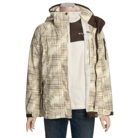Columbia Sportswear Bugaboo Parka - 3-in-1 (For Women)