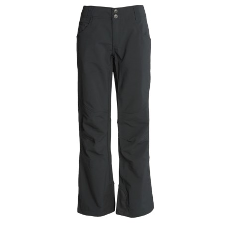 Columbia Sportswear LOL Pants - Soft Shell, Titanium (For Women)