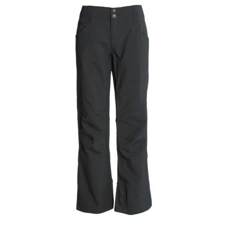 Columbia Sportswear LOL Pants - Soft Shell, Titanium (For Women)