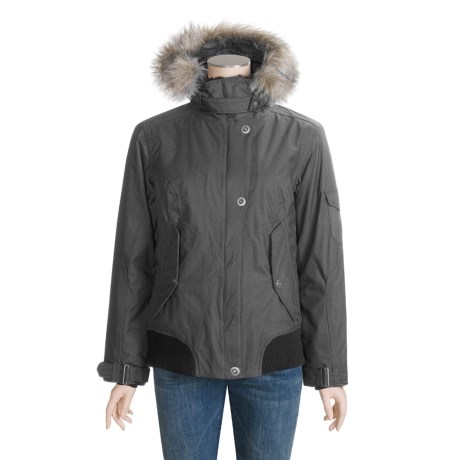 Columbia Sportswear Lafayette Street Jacket - Waterproof, Insulated, Titanium (For Women)