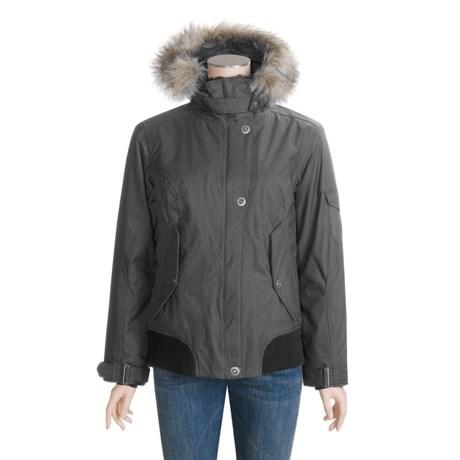 Columbia Sportswear Lafayette Street Jacket - Waterproof, Insulated, Titanium (For Women)