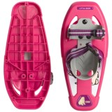 """Little Bear Cub Snowshoes - 14"""" (For Girls)"""