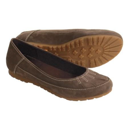 Timberland Jaida Ballerina Shoes - Leather (For Women)