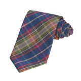 Altea Fashion Tartan Tie - Silk (For Men)
