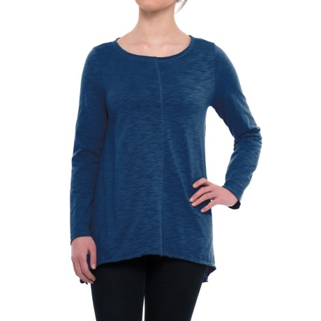 Neon Buddha Travel Tunic Shirt - Long Sleeve (For Women)