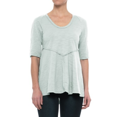 Neon Buddha Corrina T-Shirt - Elbow Sleeve - Spring/Summer (For Women)