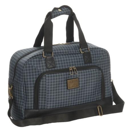"Weatherproof Vintage 48 Collection Duffel Bag - 17"""