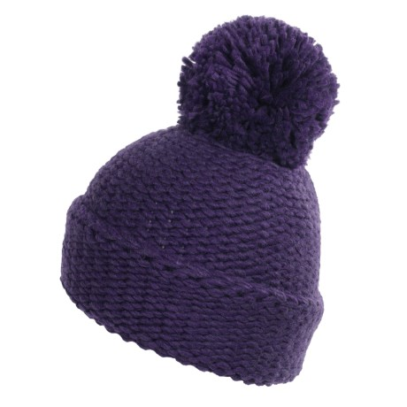 Portolano Pompom Beanie (For Women)