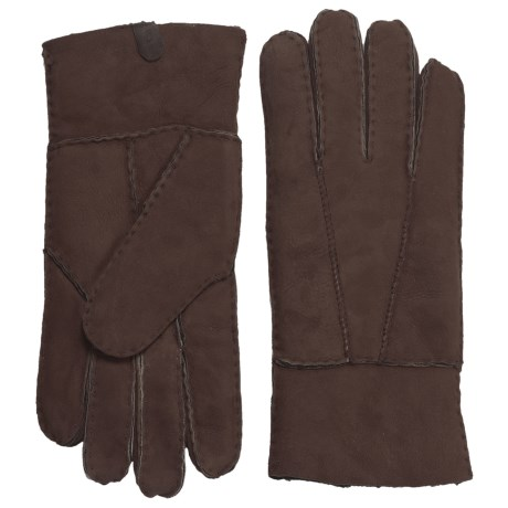Portolano Shearling Gloves (For Women)