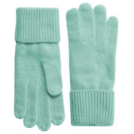 Portolano Cashmere Gloves (For Women)