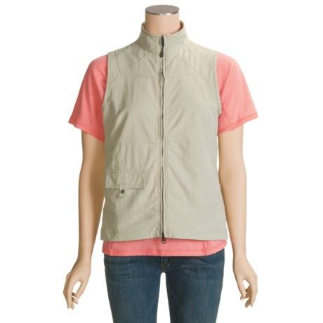Columbia Sportswear Explorer II Vest - Titanium, UPF 50 (For Women)