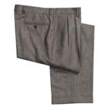 Lauren by Ralph Lauren Wool Plaid Dress Pants - Pleated (For Men)