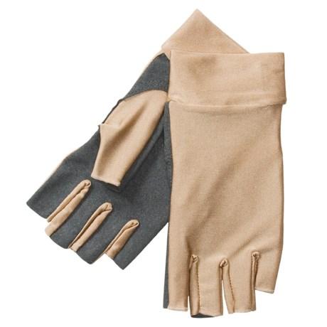 Sun gloves protect against sun poisoning glacier glove for Fishing sun gloves