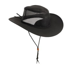 Kakadu Australia Townsville Packable Hat - UPF 50+, Ventilating Mesh (For Men and Women)
