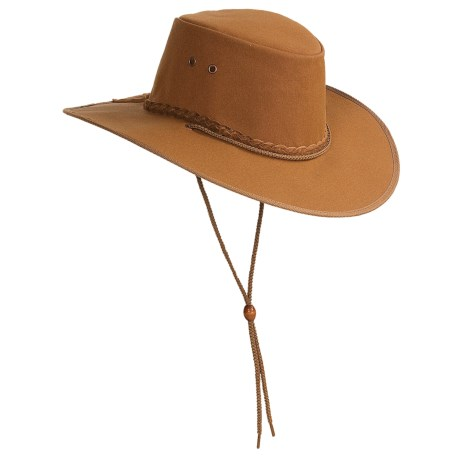 Kakadu Australia Cape York Hat - UPF 50+, Packable (For Men and Women)